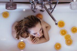 Ciepła kąpiel najlepsza na depresję
