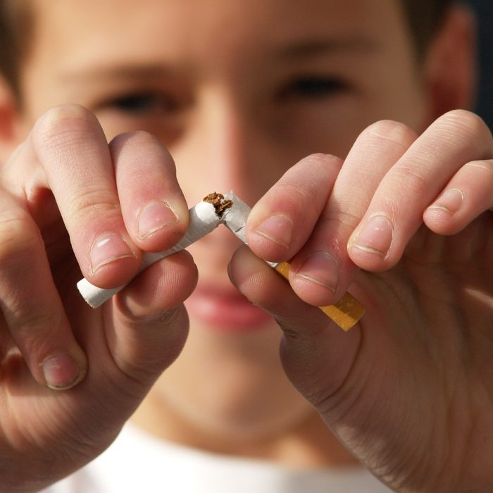 10 sposobów ułatwiających rzucenie palenia