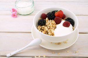 Błonnik i jogurty mogą uchronić przed rakiem płuc?