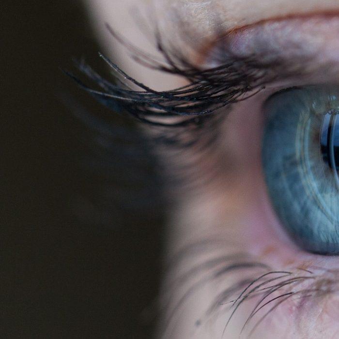 Chorobę Alzheimera widać w oczach