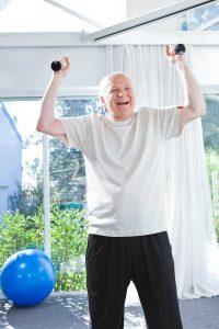Ćwiczenia fizyczne chronią przed rakiem prostaty