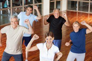 Aktywność fizyczna i sposoby na stres online