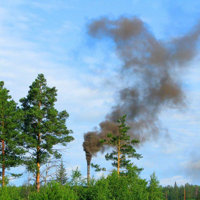Zanieczyszczenie powietrza powoduje raka płuc u niepalących