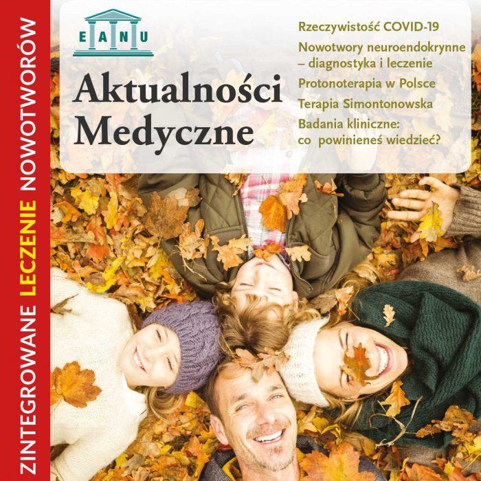 """Na co dzień i od święta: czytaj """"Aktualności Medyczne""""!"""