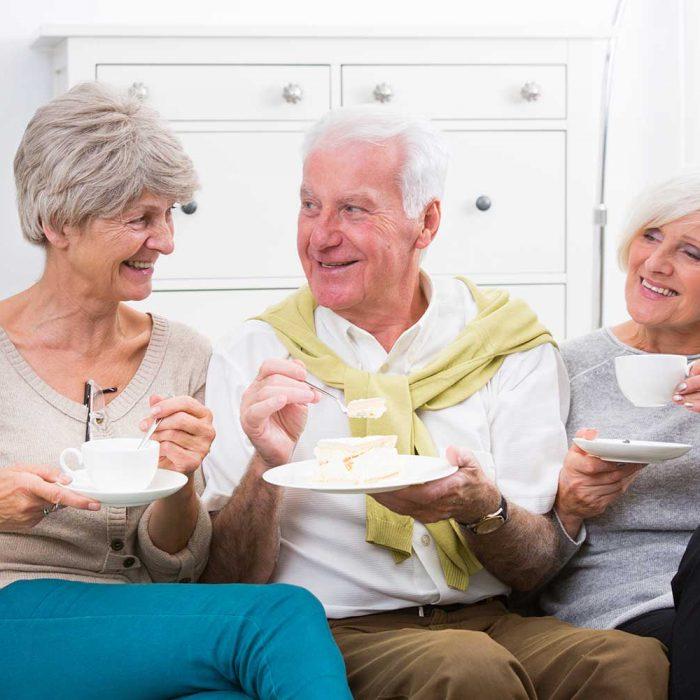 Towarzyscy seniorzy mniej podatni na demencję