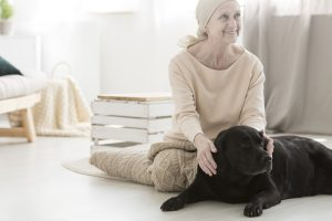 Olaparib i durwalumab w leczeniu BRCA-zależnego rozsianego raka piersi