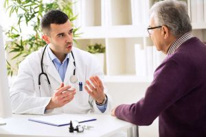 Read more about the article Diagnoza: rak płuca. O co warto spytać lekarza?