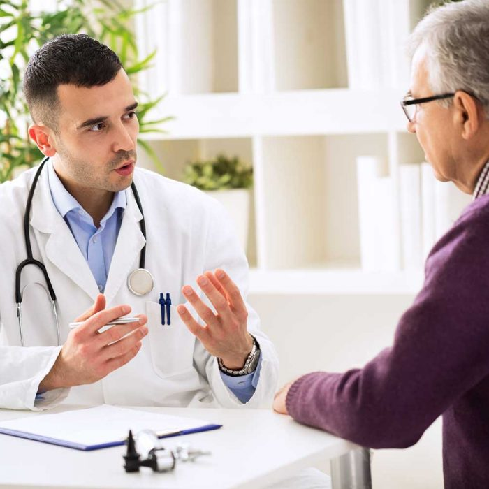 Diagnoza: rak płuca. O co warto spytać lekarza?
